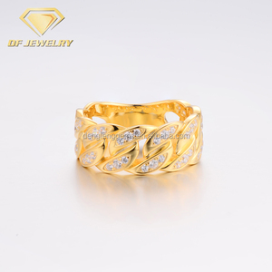 36fd682cd 1 Gram Gold Rings Design For Women With Price, Wholesale & Suppliers -  Alibaba