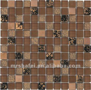 Beliebte Römischen Stil Kunst Muster Mosaik Fliesen, Luxus Glasmosaik,  Großhandel Preis Glasmosaik