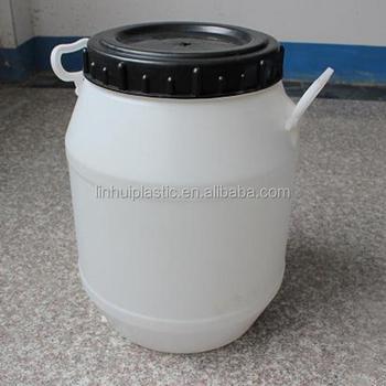66galus hdpe food safe pailwater storage drumscrap plastic - Water Storage Barrels
