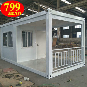 prefab resort kit set container van house for sale philippines