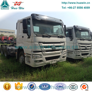 HOWO 7 tractor head 6*4 tractor truck Semi Trailer horse Truck 336HP sinotruk china for sale