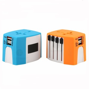Dongguan factory Quick USB Charger, multi plug charger Adapter Fast Charging USB phone Charger For mobile phone