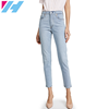 Ladies Pants Manufacturer in China Skinny Designer Denim Jeans for Woman