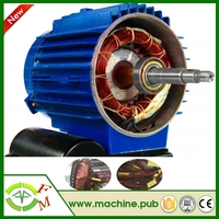 High efficacy Easy operation brushless electric car motor kit