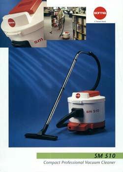 Used Sorma 510 Vacuum Cleaner