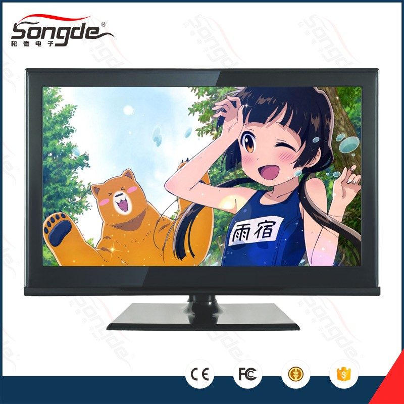 Factory price dc solar lcd <strong>tv</strong> <strong>set</strong> china led <strong>tv</strong> price in india