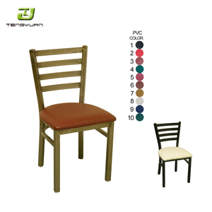 American Style Cheap Metal Cafe Dining Chair