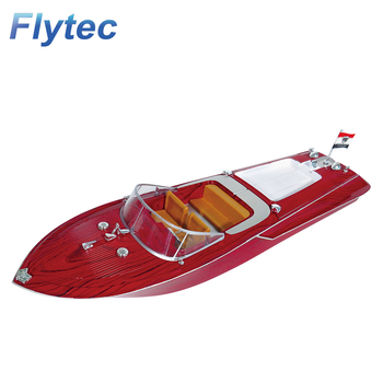 Flytec V001 RC Boat 2.4GHz Remote Control Wireless 25km/h High Speed RC Electric Boat Remote Control Toys For Kids And Adults
