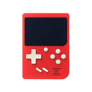 2018 NEW Hot Sell RETRO Mini Handheld Game Console Portable Built-in 129  Video Games Player