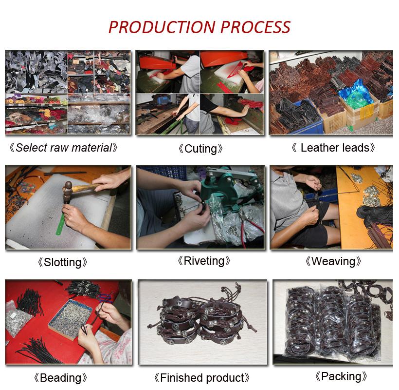Fabricantes que vendem aço inoxidável boutique pulseira fazer pulseiras de couro trançado com talão de ágata