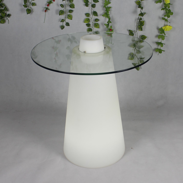 plastic acrylic coffee table base,3d night light table
