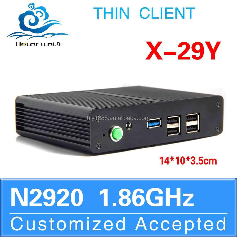 Factory Price!hot Selling!!x29y N2920 Mini Pc X86 Mini Pc Ubuntu ...
