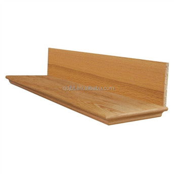 Marvelous Solid Wood/partical Board/chipboard/ MDF Wood Stair Treads