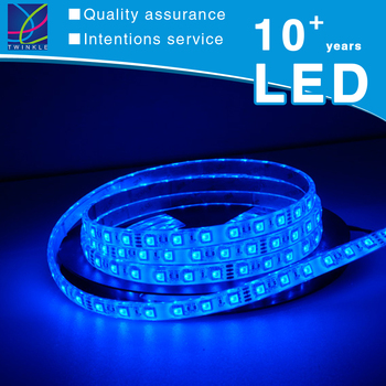 5m Roll 60leds/roll Flexible Ip67 Ip68 Smd 5050 Warm White Rgb Led Tape Strip Bar Light