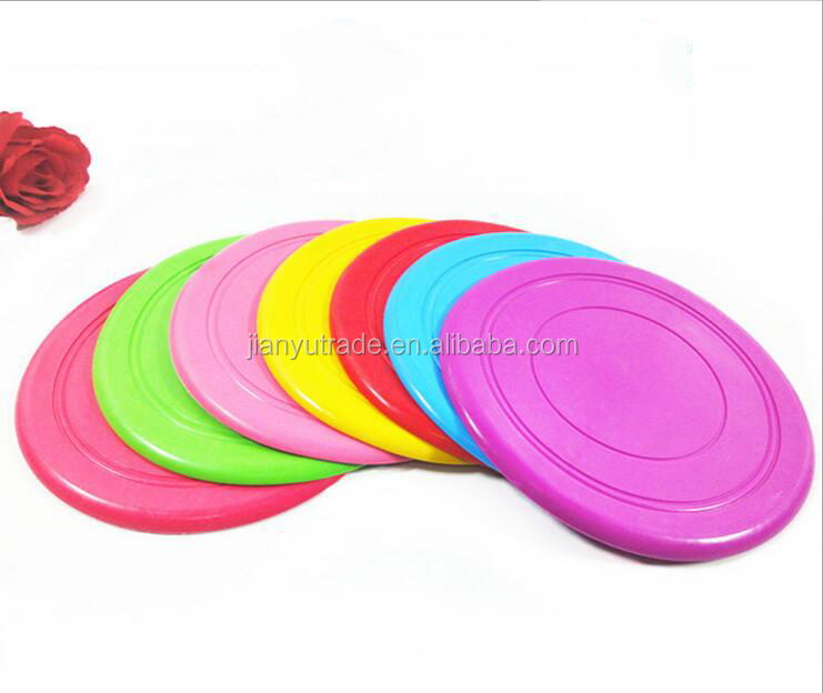 Best Soft Rubber Flying Disc Catching Toy Frisbee for Pet Dog