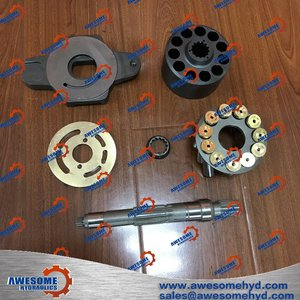 low price best quality PVK-2B-505 hydraulic piston pump spare parts