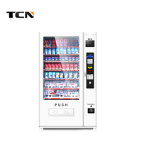TCN Adult product durex condom vending machine with cheap price sale