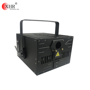XHR Professional Outdoor High Power Stage Laser Show 12w RGB Light