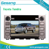 Car radio android 6.0 car dvd player for Toyota Tundra 1 din car dvd player with gps 3g wifi BT DVR IPOD TV tuner AM/FM