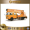 2015 high altitude work vehicle(GKZ-16J Aerial Working Platform,JMC Chassis ,200kgs capacity)