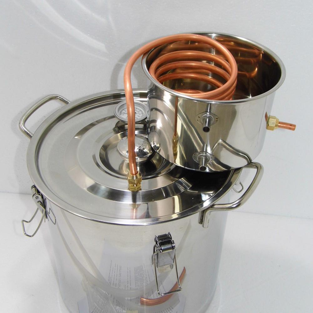 stainless steel moonshine still boiler - photo #37