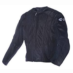 Joe Rocket Phoenix 5.0 Mesh Textile Motorcycle Jacket Black/Black