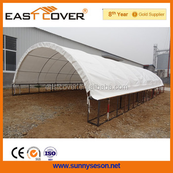Steel Frame Container Roof Cover Canopy Buy Metal Roof