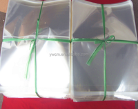 Yiwu bopp polythene packing new material protect high quality self adhesive plastic bag