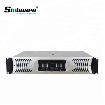 Ds 6q Nel Stereo Amplifier 600w