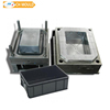 good quality of plastic fish crate mould for sale