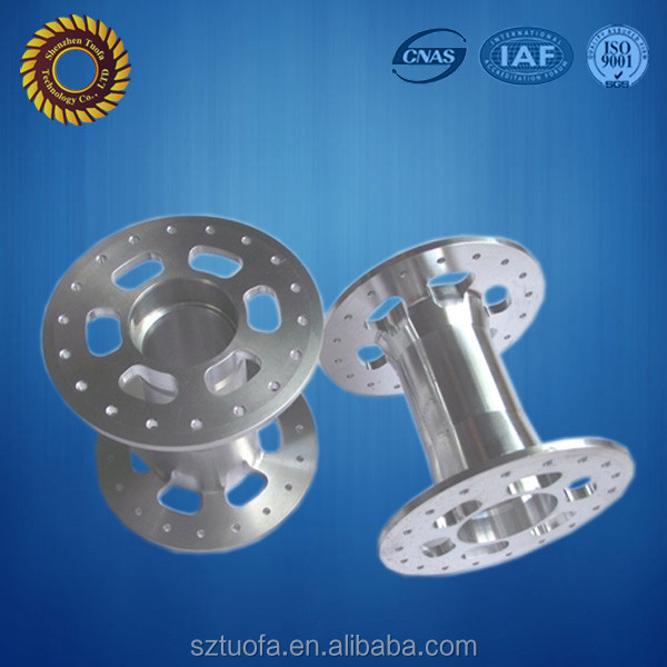 CNC Machining bicycle accessory parts,aluminum bicycle accessory