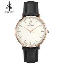 e1183d32c93c6 KING HOON Women Watches Luxury Brand Fashion Quartz Ladies Stainless Steel  Bracelet Watch Casual Clock montre