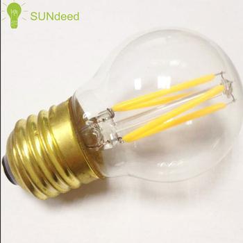 Buy 2017 Incandescence 110 D'éclairage 240 Vente Led G45 led Intérieurextérieur L'ampoule V À Type G G Lampes Nouvelle De E12 kwuiOPXZT