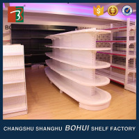 Suzhou BOHUI factory wholesale used supermarket shelves grocery store rack