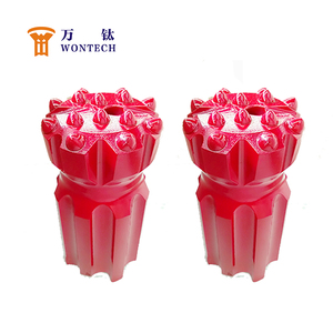 R32 43mm Thread Button Bit hole digging drill bits