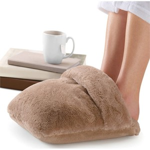 Battery Operated Vibrating Warmer Foot Massage Shoes