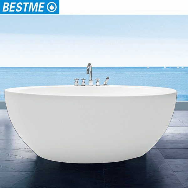 BESTME Acryl Massage Bad Drop In Outdoor Ronde Spa Hot Tub