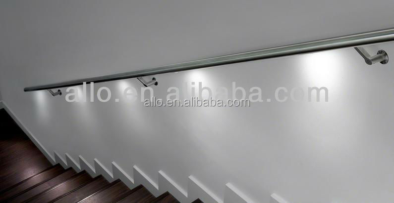 diy railing fittings stair railing support