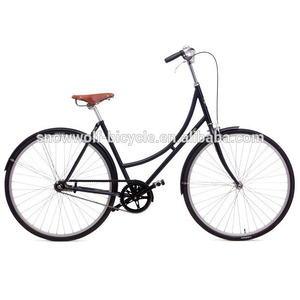 Bicycle parts OEM made city retro bicycle city bike selling
