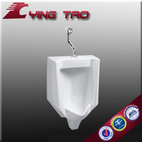 water free urinal bathroom ceramic no water hanging urinal