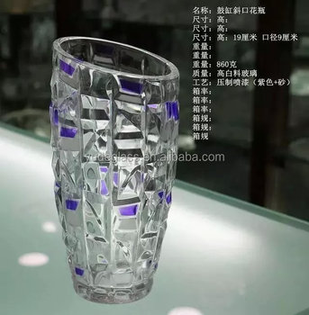 Wholesale Glass Cylinder Vase And Different Types Glass Vasetall