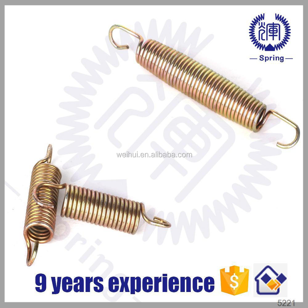 Industrial Heavy Duty Tension Springs With Hook