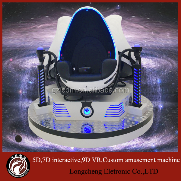 Long Lifetime 1080p Full HD Virtual Reality Simulator 9D VR Motion Simulator Home Cinema System