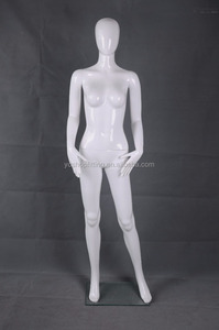 Fashion Design Faceless Female Mannequin for wholesale