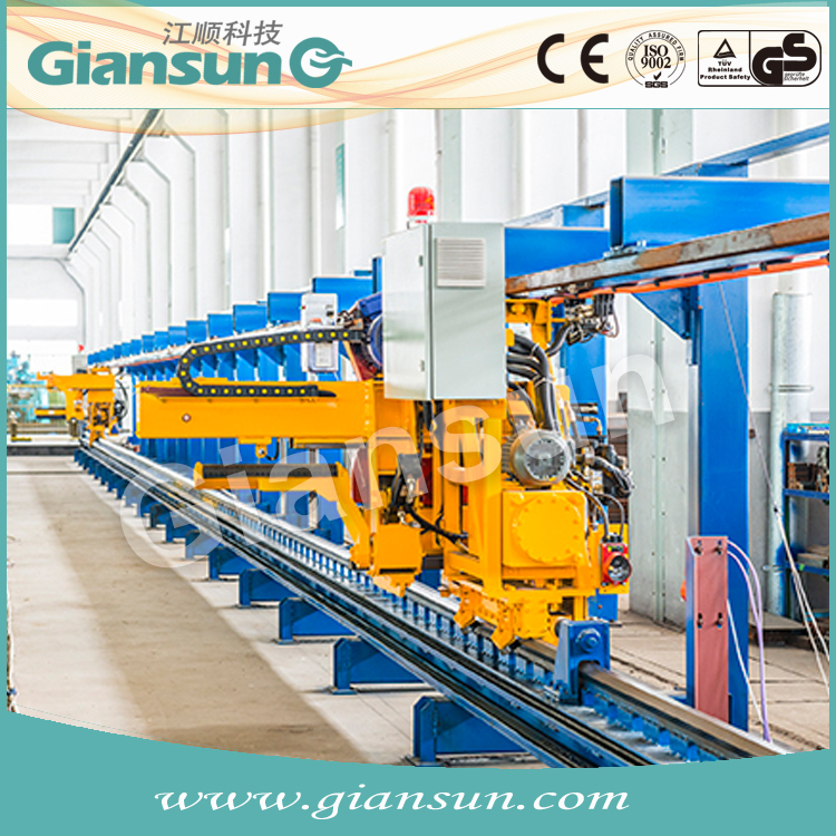 China corrugated pipe production line for travel