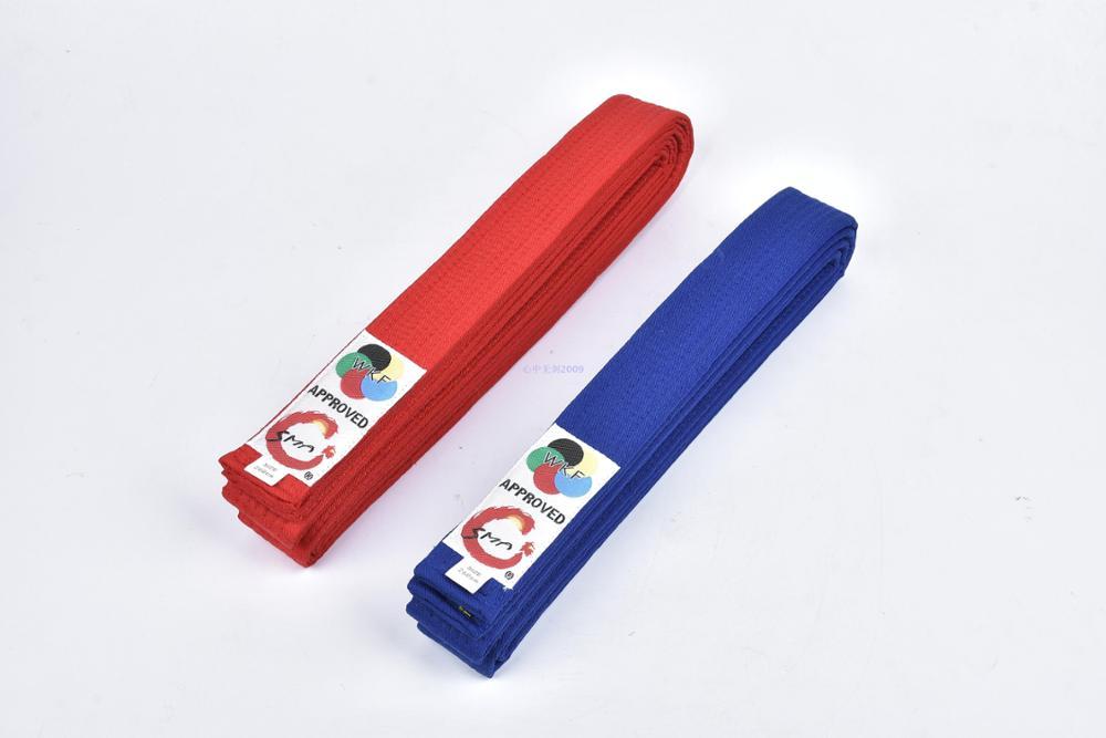 SMAI competição promocional com cinto Jogo vermelho e azul