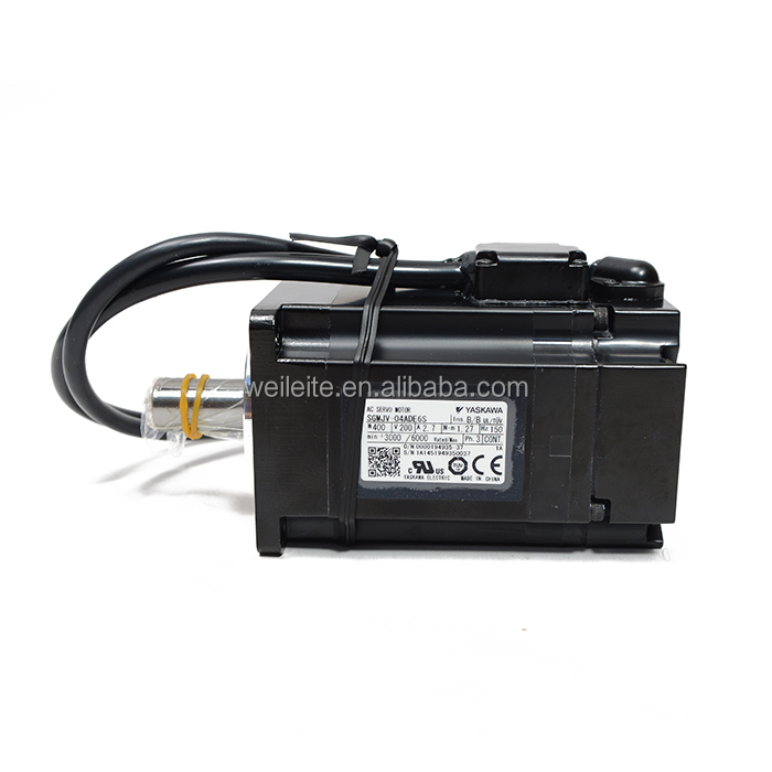 yaskawa servo motor SGM7J-01AFC6S Excellent Quality with Small Order