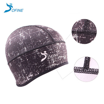 New design winter sports outdoor reflective printing logo beanie skull cap running hat
