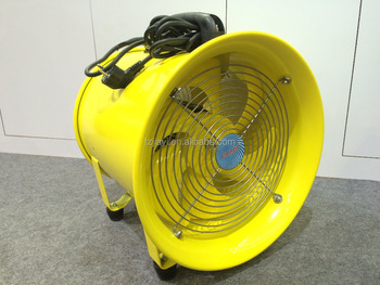 ZGLJF 12u0026quot;(300mm) Heavy Duty Portable Blower Fan