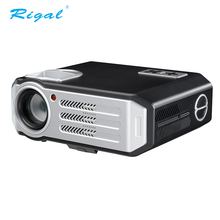 rohs home theatre lcd projector video projector 1280x800 projection